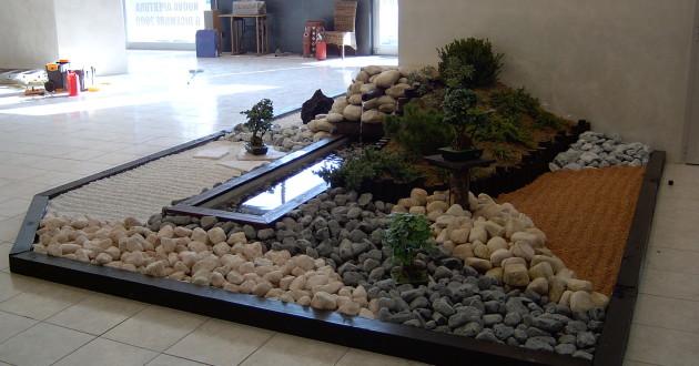 Habitat verde ambiente giardino zen for Pietre per giardino zen
