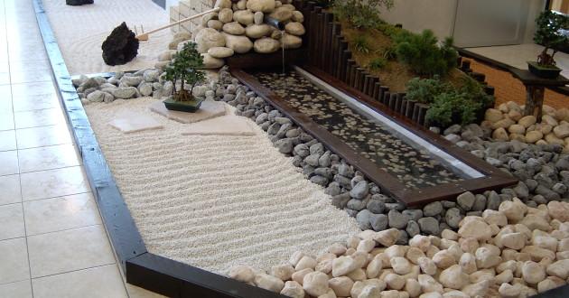Progetto Di Giardino Zen : Habitat verde ambiente giardino zen