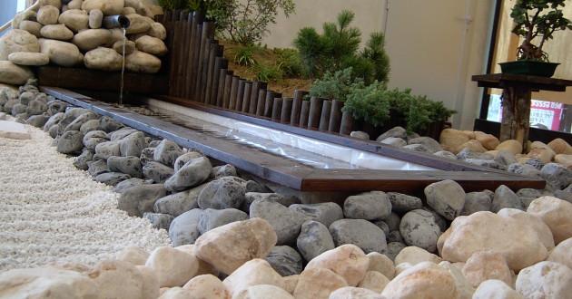 Giardino Zen Pistoia : Habitat verde ambiente giardino zen